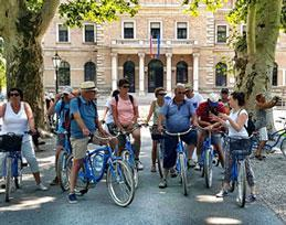 All of Zagreb half day bike tour